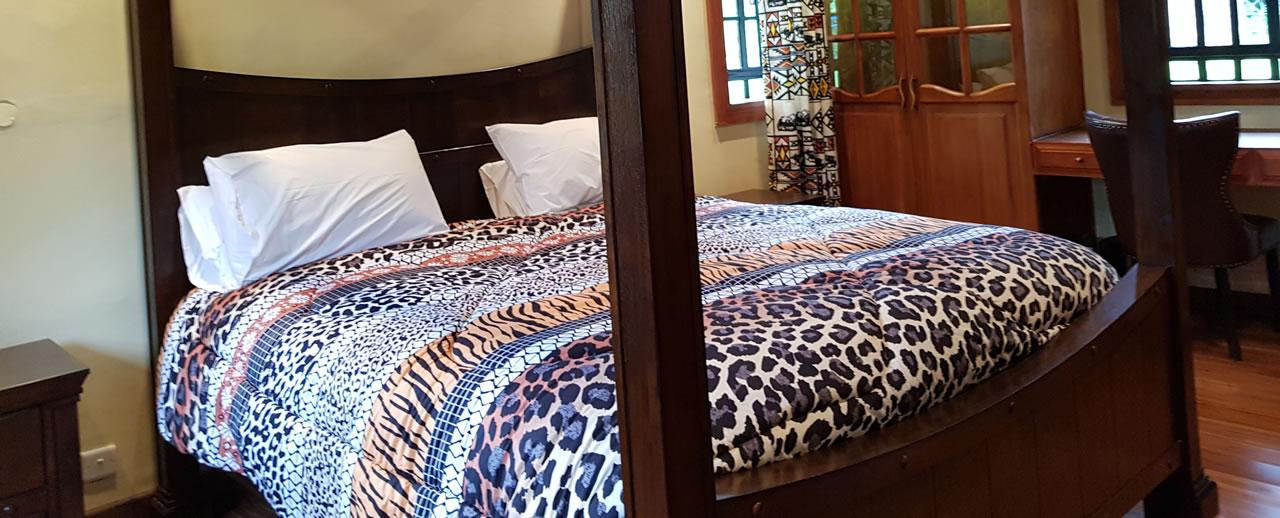 Slide Four – Bedroom